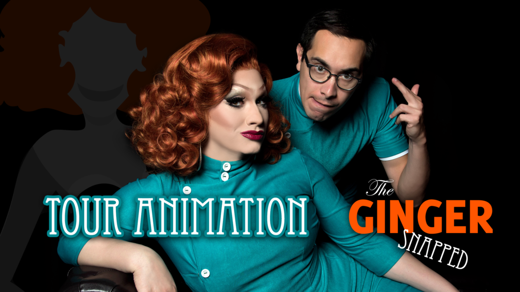 Jinkx Monsoon - Ginger Snapped Tour - 2017