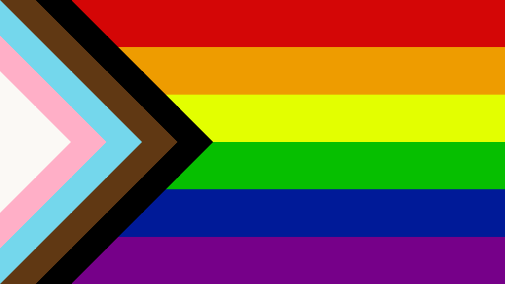 """Progress"" Pride Flag - 2018"