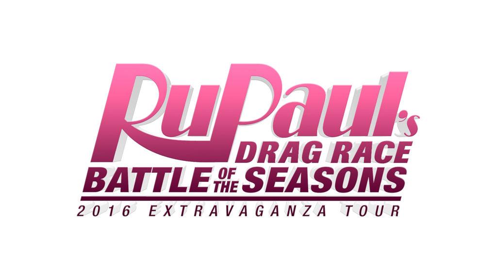 RuPaul's Drag Race Battle of the Seasons Tour - 2016